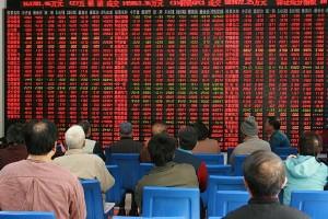 中国の金融市場に異変か