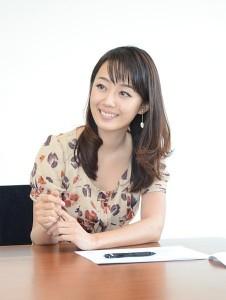 フィスコ・リサーチレポーターの三井智映子氏