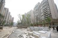 中国の不動産投資も好調(上海)