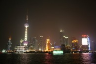 上海(写真)・深センの特区に匹敵するインパクトに
