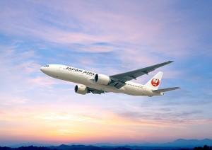 国内線片道50%の割引も(JAL)