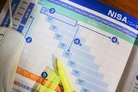 NISA(少額投資非課税制度)に注目集まる(写真:アフロ)