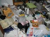 家賃3万円のアパートを経て、中川氏は8万2000円の部屋(写真)に移り住んだ