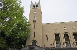 初年度は私立文系で平均約114万6819円かかる(写真は早稲田大学)