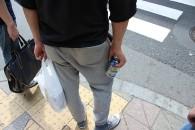 ホームレスから脱却し、社会復帰を目指している斉藤さん(仮名・45歳)