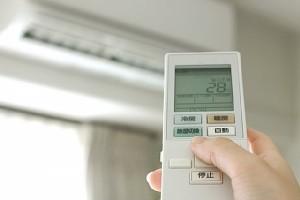 夏場の家庭の電力消費の58%を占めているのがエアコン