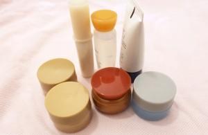 化粧品の無料サンプル、どこまで集められる?