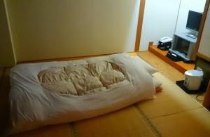 旅先において、寝具は重要なポイント