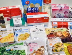 食料品から日用品まで多くのPB商品が発売されている