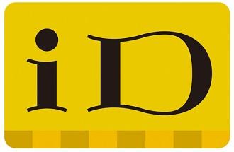 この「iD」マークがある店舗でメルペイが利用可能