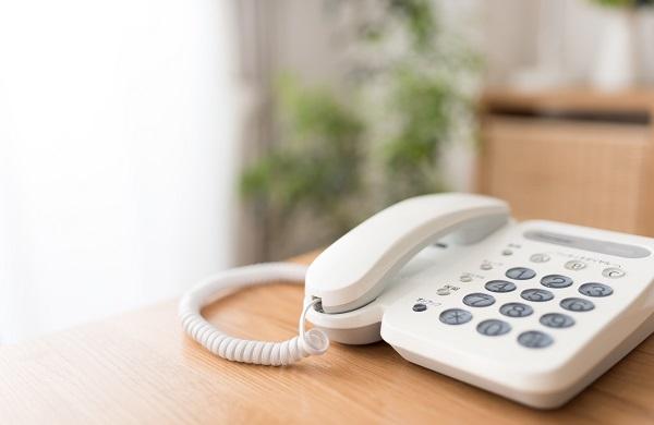 固定電話はメリットよりもリスクのほうが大きい?