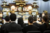 コロナ流行の影響で葬儀のあり方も変化している(イメージ)