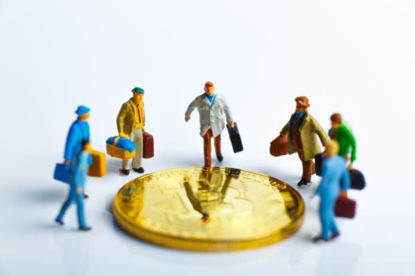 仮想通貨事業と既存の大手企業の提携