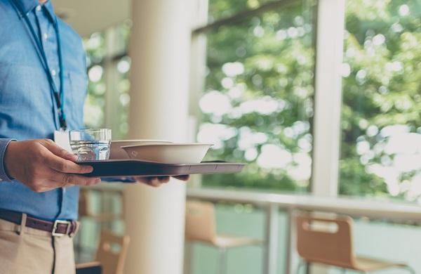 知られざる社員食堂の日常とは(イメージ)