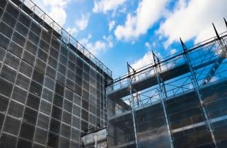建設業などでも外国人の受け入れが進む見通し(イメージ)