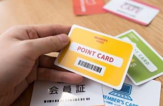 キャッシュレス決済の普及も「ポイントカード離れ」を後押しか(イメージ)