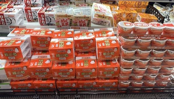 納豆の定番『おかめ納豆 極小粒ミニ3パック』