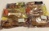 大手コンビニ3社で販売されているソーセージパン