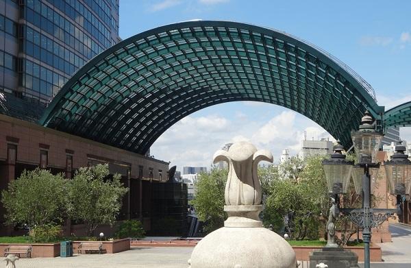 恵比寿ガーデンプレイスがオープンしたのは1994年