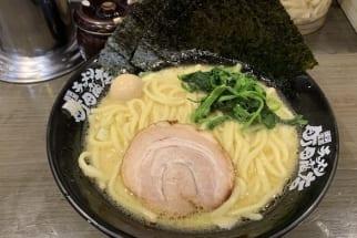 町田商店の「塩ラーメン」