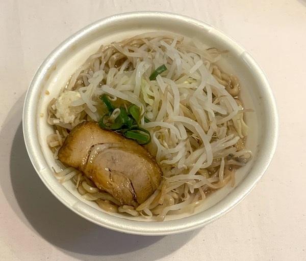セブン-イレブンの『中華蕎麦とみ田監修豚ラーメン(豚骨醤油)』