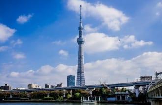 平成に生まれた代表的な東京名所といえばこちら