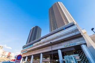 再開発で高層ビルも建った国分寺駅の北口