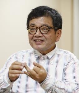 森永卓郎氏が父の死に際して直面した苦労とは(写真:共同通信社)