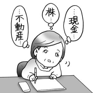 財産整理の遺言書作成で子供の反対がなくなった例も(イラスト:たばやん)