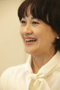 元TBSアナウンサー・山本文郎さんの妻・由美子さん(撮影:石井祐輔)