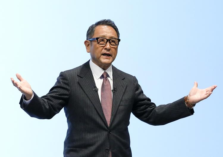 トヨタの次期社長候補、現社長・章男氏を叱り飛ばした元上司   マネー ...