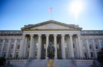高い利回りを誇る「米国債」の実力とは?(米財務省。AFP=時事)