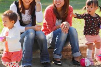 増加する中国人ママたちはどんな生活をしている?(イメージ)