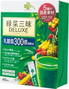 緑菜三昧DELUXE(ツルハドラッグ)