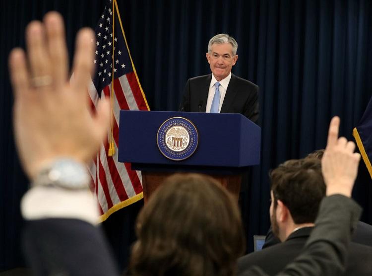 FRBのジェローム・パウエル議長(写真:Getty Images)