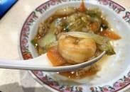 『中華飯』に入っているエビ