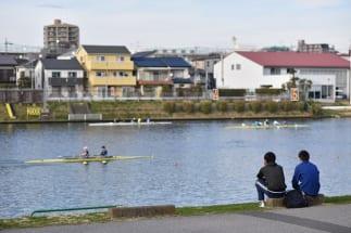 何かスポーツに打ち込む4年間も悪くない(ボート漕艇場がある埼玉・戸田公園)
