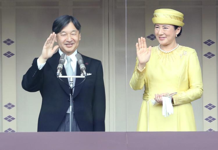 2020年春頃までに皇居・御所へ引っ越されるという(写真:時事通信フォト)