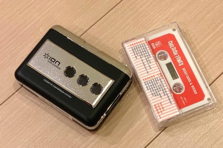近年ファンが増えているというカセットテープ