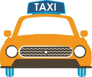 タクシー代は年間4万8000円に