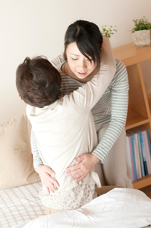 義父母の介護の「特別寄与料」が認められるためには(イメージ)