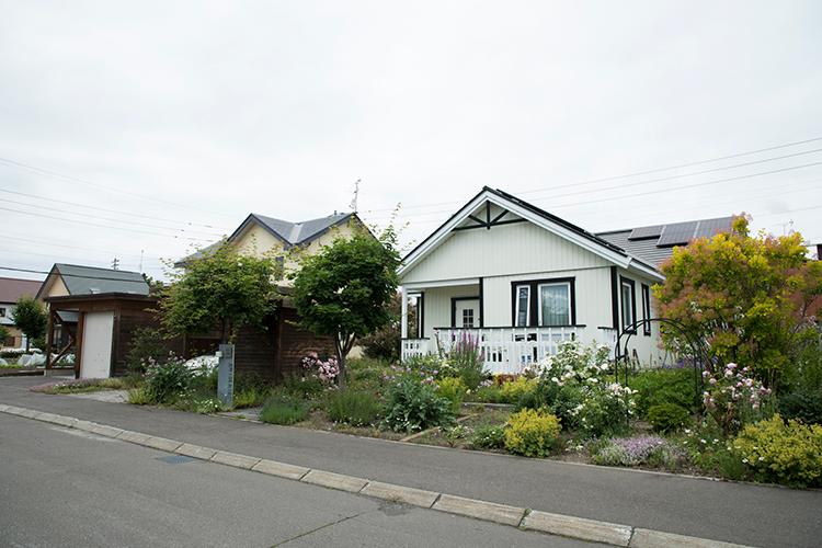 東川町の分譲住宅地「グリーンヴィレッジ」は90区画が完売