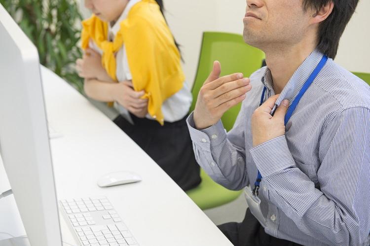 職場の「エアコン問題」、それぞれの対策は?(イメージ)