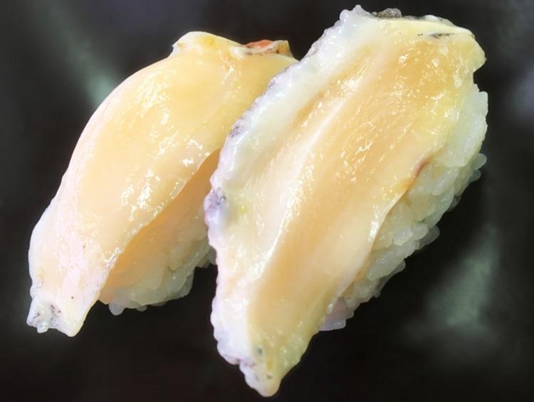 アワビの寿司にアワビが使われなかった時代も(イメージ)