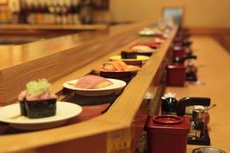 回転寿司の加工技術は大きく進歩している(イメージ。Getty Images)