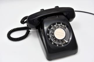 固定電話が詐欺被害の温床になっている実態も