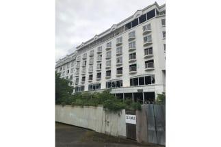 30年前の「消費税3%」で建てられた58億円ホテル、今は廃墟