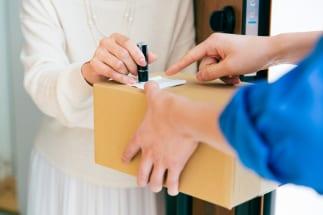 ネット通販の場合、注文日と受取日で税率はどうなるか?