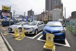 駐車場台も車検費用もかからない(写真:時事通信フォト)