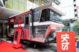 8月29日、渋谷ヒカリエにオープンした「TKTS」